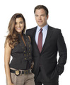 Tony and Ziva Season 8 Promotional foto