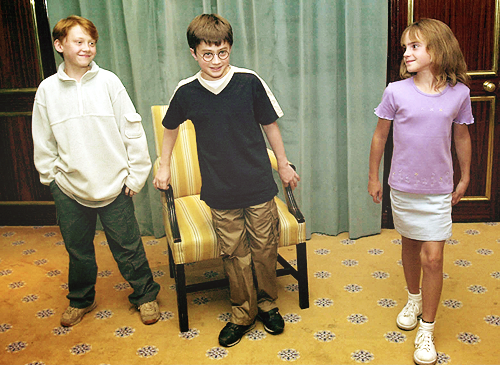 Trio Cast