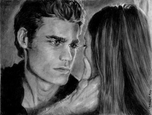 Vampire Diaries Fan Art