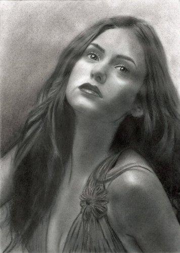 Vampire Diaries tagahanga Art