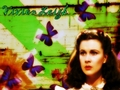 Vivien_Butterflies - vivien-leigh wallpaper