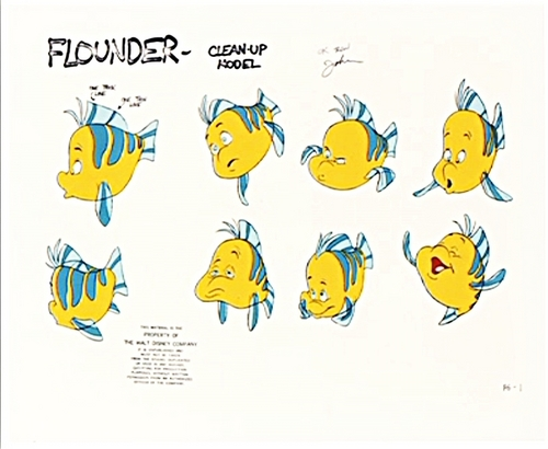 Walt Disney Sketches - dapa