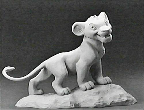 Walt Disney Characters design - Simba