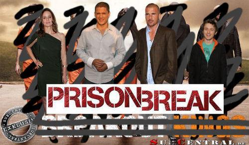 We want PRISON BREAK - Not stupid Breakout Kings