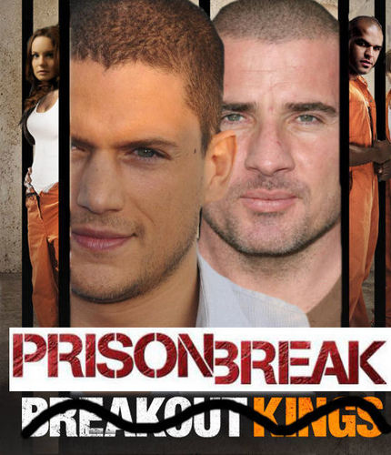 We want PRISON BREAK - Not stupid Breakout Kings - prison-break Fan Art