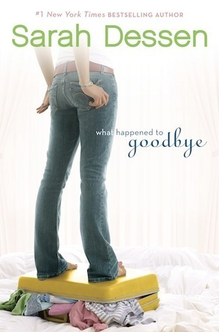 Sarah Dessen wallpaper entitled What happened to goodbye.