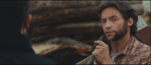 Hugh Jackman as Wolverine wolpeyper called X-Men Origins: Wolverine