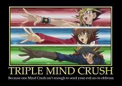 Yu-Gi-Oh! Mind Crush Motivater!