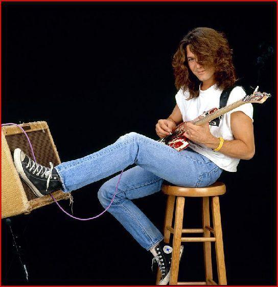Eddie Van Halen Images Cx Wallpaper And Background Photos