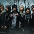 escape the fate - dead-people photo