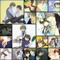 junjou romantica collage