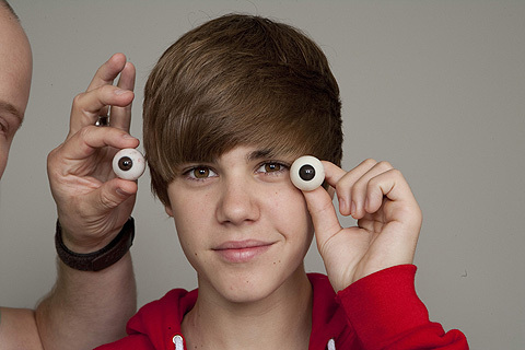 justin Bieber for Madame Tussauds Waxwork - justin-bieber photo