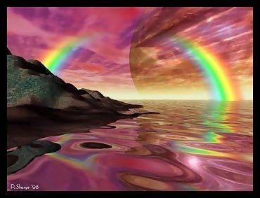 magical rainbos