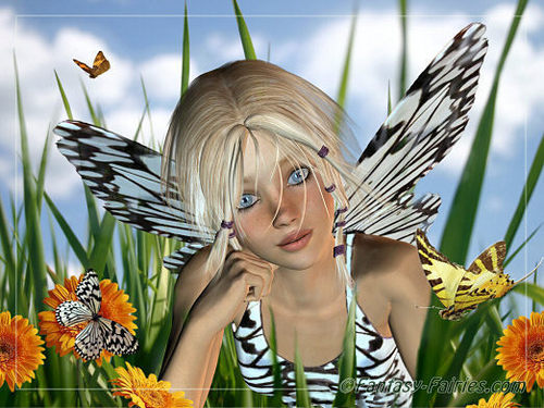 more fairies pixies