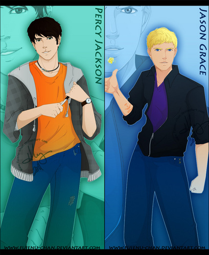 percy vs. jason