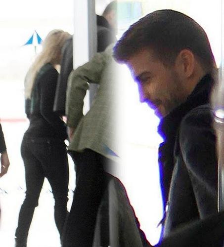 Shakira gerard piqué new
