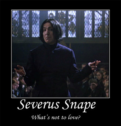 snape Amore