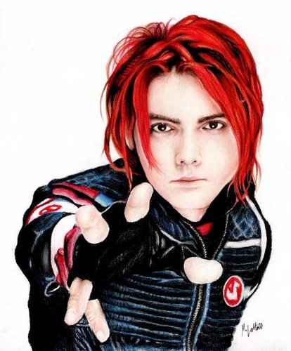 Gerard Way wallpaper entitled te amo <3