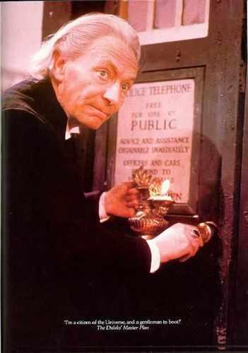 the original doctor.