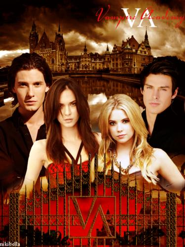 Vampire Academy wallpaper called vampire academy poster