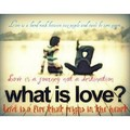 what is love? - what-is-love photo