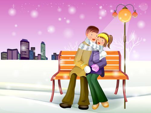 winter together