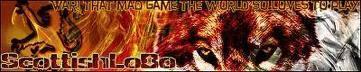 wolf banner