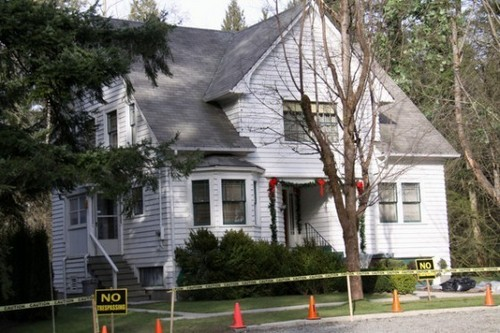 Breaking Dawn Filming News: 사진 Of The Bella's House & Jacob's House
