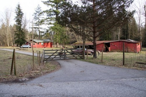 Breaking Dawn Filming News: ছবি Of The Bella's House & Jacob's House