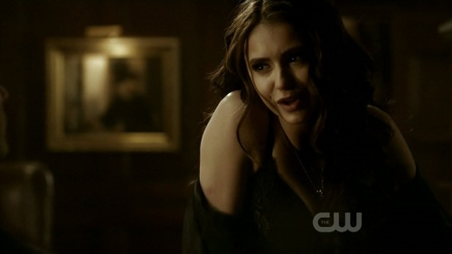 Vampire Diaries – Fernsehserie Hintergrund called 2x16 - The House Guest - Screencaps