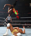 Alberto Del Rio VS Kofi Kingston