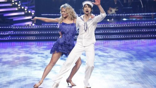 Alex in Let's dance! <3