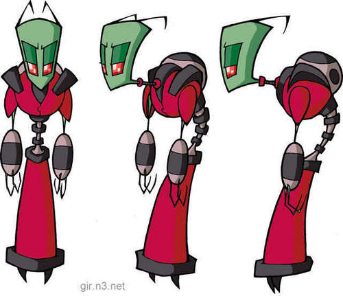 Almighty Tallest - invader-zim Photo