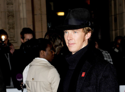 Arrivals: The Prince's Trust Rock Gala 2010 - benedict-cumberbatch Photo
