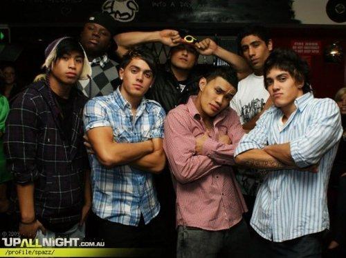Australia's hottest dance crew