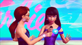 barbie-movies - Barbie A Fairy Secret: Lorinna's look on all that stuff: Only one word screencap