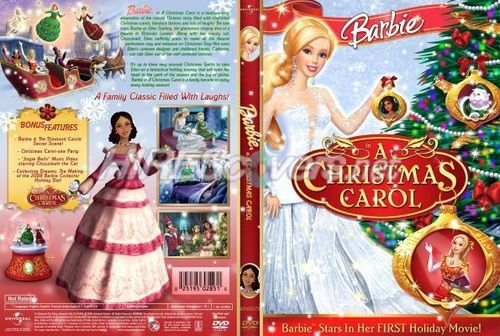 Barbie in a Krismas carol