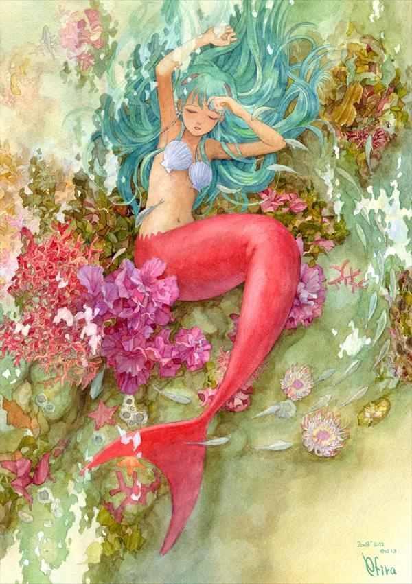 Mermaids images Beauti...