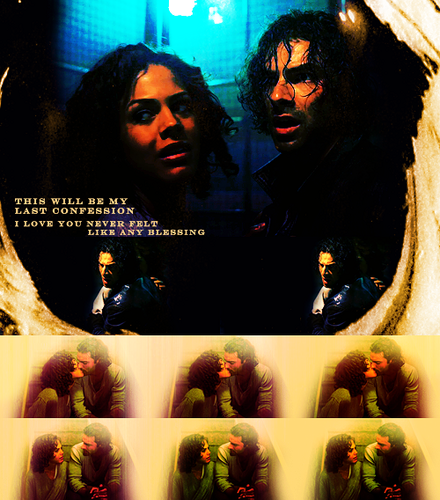 Being Human (Annie + Mitchell) upendo Them 2gether (VampGhost = True Love) 100% Real :) x