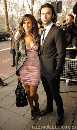 Being Human (Lenora Crichlow & Aidan Turner) R They An Item? 100% Real :) x