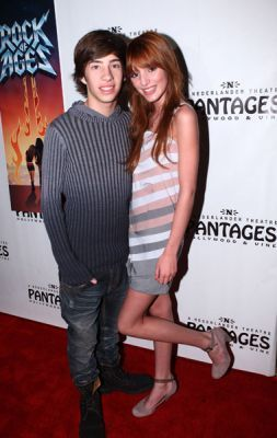 """Bella At The """"Rock Of Ages"""" Premiere"""