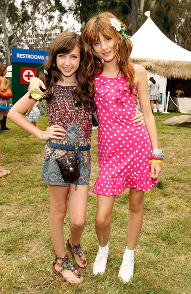 Newman and fakes ryan bella thorne