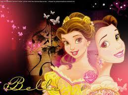 disney Role Play fondo de pantalla with anime entitled Belle