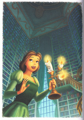 Belle the mysterious message