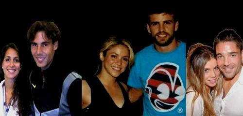 Gerard Piqué images Best friends and swapping partners in action.... HD wallpaper and background photos