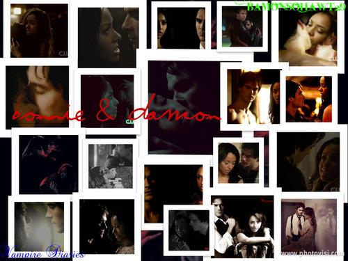 Bonnie & Damon: 爱情 In Different Ways