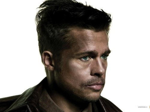 Brad Pitt wallpaper possibly containing a portrait entitled Brad Pitt