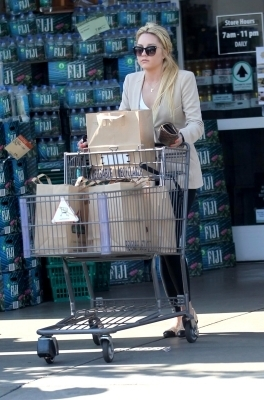 Bristol Farms supermarket, L.A. - 2/21/2011