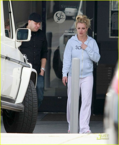 Britney Spears: Back to Work!
