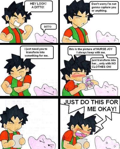 Brock never learns